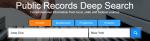 Screen shot of Radaris search field
