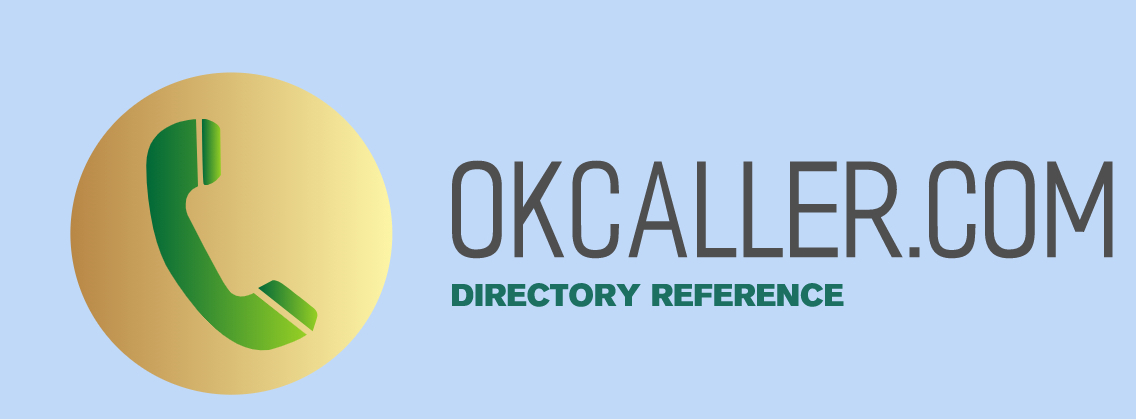 Screen shot of OKCaller.com home page banner.