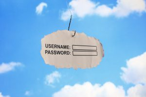 username and password in the cloud