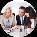 professionals consulting