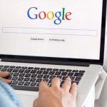 google laptop search