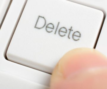 deleting a file