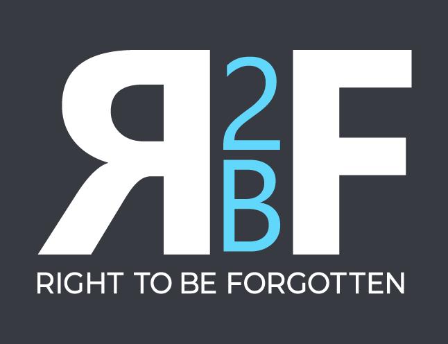 Right to be Forgotten logo